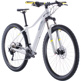 Cube Access WS Race Naiset, grey'n'lime